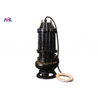 China Non Clogging 3 Phase Fecal Dewatering Drainage Water Pumps on sale
