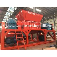 China Popluar cargo!!!Shredder machine with high quality and best performance on sale
