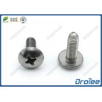 Best Taptite Thread Forming Screws Philips Truss Head, Stainless Steel 304/410 wholesale