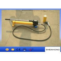Best HP - 1 Manual Operating Tools Hydraulic Hand Pump For Overhead Line Construction wholesale