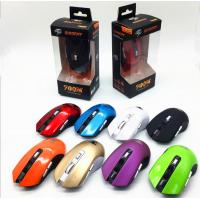 Best Wireless Mouse 700M Laptop Wireless Mouse 10 meters from 2.4G Wireless Mouse Hot for Russia wholesale