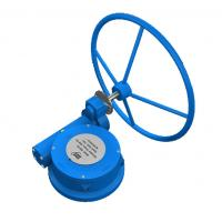 Gear Operator For Butterfly Valve