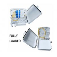 China ABS 36 Core Fiber Optic Distribution Box Optical Fiber Connection Structure on sale