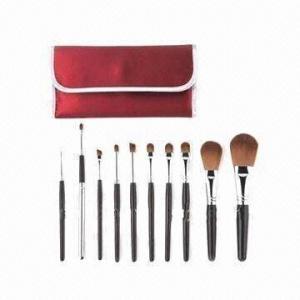 Best Kabuki Makeup Kit with Wooden Handle wholesale