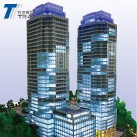 Best Architectural Building Model Maker In China , Led Lighting Commercial Scale Model wholesale