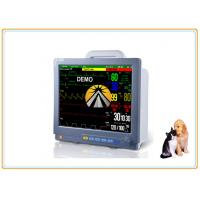 Portable Ambulance Vet Patient Monitor Rechargeable Built In Li Battery
