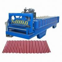 Best Corrugated Machine, Forming Sheet, Used as Roof Panel in Steel Construction, 1 Year Warranty wholesale