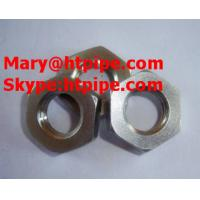 Best stainless steel UNS S31008 thin nut wholesale