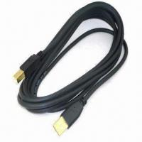 Best A/M to B/M USB 2.0 Cable with 0.5A Current Rating and Nickel Plating wholesale