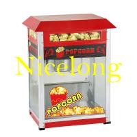 Best Nicelong 6 oz electric industrial automatic china industrial popcorn machine maker SC-P02 wholesale