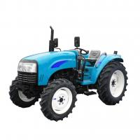 Best DQ1304 4WD Agricultural Farm Tractor Trailer Wheel Tractor With Diesel Engine wholesale
