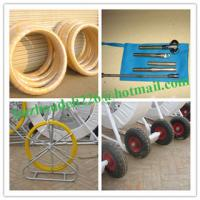 Best Yellow Duct Snake,Non-Conductive Duct Rodders,Fiber snake wholesale