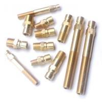 Best Brass Pipe Nipple , Mold Standard Component wholesale