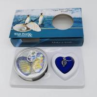 Best Perfect Freshwater Pearl Jewelry Gift-Wish Pearl Gift Necklace Set with Color Box Packing wholesale