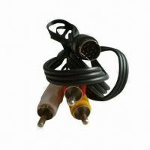 China AV Cable for Sega Saturn on sale