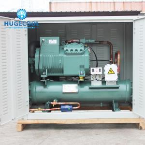 China Freezer refrigeration compressor condensing unit for sale on sale
