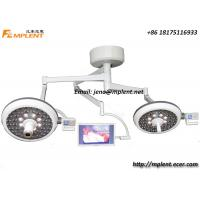 China ZW-700/500L Low Ceiling Surgical Lamp with Built-in Camera System 3 Year Warranty LED Operation Light on sale