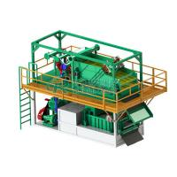 Best Compact Structure Mud Cleaning System for TBM Project / Tunnel Boring Machine Separation Plant wholesale
