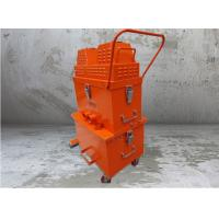 China Single Phrase Concrete Grinding Vacuum Cleaners For Concrete Floors ∮50 Hose on sale