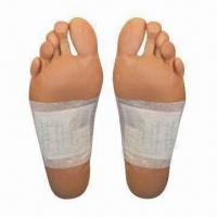 Best Bamboo Vinegar Detox Foot Patch with CE Mark, Free Samples/OEM Services are Provided wholesale