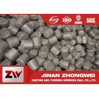 Best Chrome cast iron steel mill media for cement plant , customized size wholesale