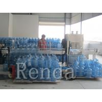 Best 5 Gallon Barrel Washing Filling Capping Machine 100 BPH Jar Filling Machinery wholesale
