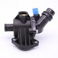 Best Complete Thermostat Housing Assembly Audi Car Engine Parts With Sensor 06b121111k wholesale