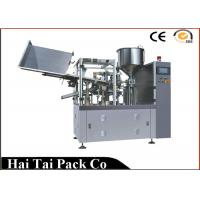 Best Big Capacity Soft Tube Fully Automatic Filling Machine For Hand Cream wholesale