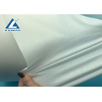 Best GSM 100g Elastic Nonwoven For Diaper Making , Non Woven Medical Fabric Of Diaper Material wholesale