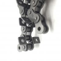 Cheap Food Processing Industry Transmission Roller Chain 9.525mm - 50.8mm Pitch for sale
