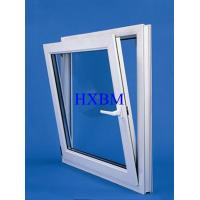 Best European Style UPVC Windows And Doors Acoustic Insulation Long Lifespan wholesale