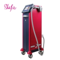 Best LF-644 laser 808 diodo hair removal machine / body laser hair removal / 808 diode laser hair removal machine for sale wholesale
