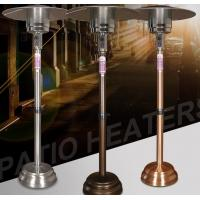 Best Remote Control Round Natural Gas Patio Heater 80~120 Square Meters Heating Area wholesale