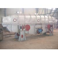 Cheap Vibrating Rotary Type Fluidized Bed Dryer For Salt 220V / 380V / 420V for sale