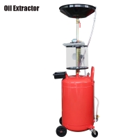 Best 1.6L Garage Oil Drainers 10L Tank Air Operated Oil Drainer 1 Bar wholesale