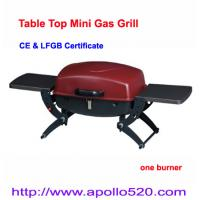 Best Tabletop Gas Barbecue Grill wholesale