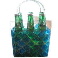Hot-selling High quality PVC Wine bottle bag Beer bottle bag Bottle holder Beer cooler bag