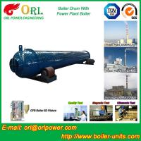 Best Silver oil fired boiler mud drum SGS certification manufacturer wholesale