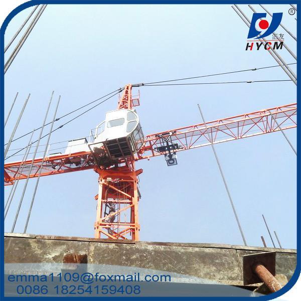 Tower Crane Climbing : Details of qtz internal climbing tower crane inner