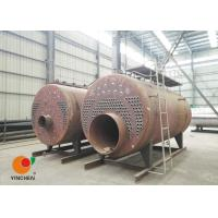 China CWNS Type Oil Fired Hot Water Boiler Heating System / Fire Tube Steam Boiler on sale