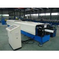 China 0.7-1.2mm Squre Delta Tube Roll Forming Machine With Elbow Device on sale