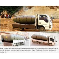 Buy cheap Liquid pac Palm Oil Storage FIBC Jumbo Bags Flexibag Container 20ft 24000L Bulk from wholesalers