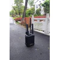 Best 100m Bomb Signal Jammer 120W Low Output Power For Country Security Protection wholesale