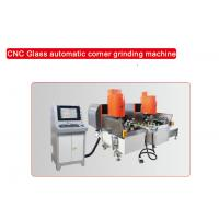Best Two Head CNC Glass Safety Corner Edging Polishing Machine,CNC Glass Corner Grinding Machine,CNC Corner Grinding Machine wholesale