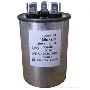 Oil capacitor CBB65