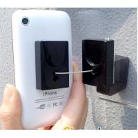 Best COMER anti-theft cable lock device cellphone pull box retractor display stands holders wall mounted wholesale