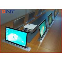 Buy cheap Electrical Integrated Desktop Monitor Lift With 15.6 Inch Touch Screen product