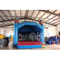 Buy cheap Merry Christmas Jumping Castle from wholesalers