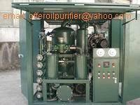 Best Sell Vacuum Transformer Oil Filtration Plant wholesale