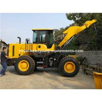 Best SINOMTP 938 Wheel Loader With 400mm Ground Clearance And 4.83s Boom Lifting Time And 1.8m³ Bucket wholesale